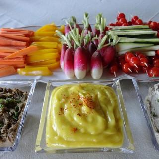 apéritifs-légumes